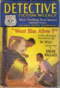 Detective Fiction Weekly (1928-1942 Red Star News) Pulp Vol. 47 #5