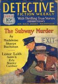 Detective Fiction Weekly (1928-1942 Red Star News) Pulp Vol. 47 #6