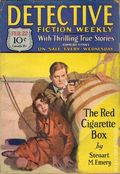 Detective Fiction Weekly (1928-1942 Red Star News) Pulp Vol. 48 #2