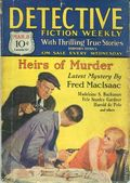 Detective Fiction Weekly (1928-1942 Red Star News) Pulp Vol. 48 #4