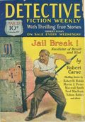 Detective Fiction Weekly (1928-1942 Red Star News) Pulp Vol. 48 #6