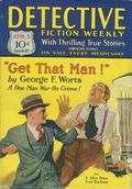 Detective Fiction Weekly (1928-1942 Red Star News) Pulp Vol. 49 #2