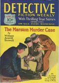 Detective Fiction Weekly (1928-1942 Red Star News) Pulp Vol. 49 #3