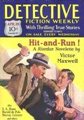 Detective Fiction Weekly (1928-1942 Red Star News) Pulp Vol. 49 #4