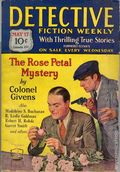 Detective Fiction Weekly (1928-1942 Red Star News) Pulp Vol. 50 #2