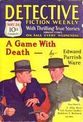 Detective Fiction Weekly (1928-1942 Red Star News) Pulp Vol. 50 #3