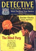 Detective Fiction Weekly (1928-1942 Red Star News) Pulp Vol. 50 #4