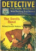 Detective Fiction Weekly (1928-1942 Red Star News) Pulp Vol. 50 #6