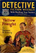 Detective Fiction Weekly (1928-1942 Red Star News) Pulp Vol. 51 #3
