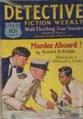 Detective Fiction Weekly (1928-1942 Red Star News) Pulp Vol. 51 #4