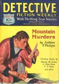 Detective Fiction Weekly (1928-1942 Red Star News) Pulp Vol. 51 #5