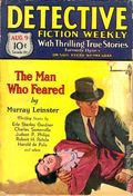 Detective Fiction Weekly (1928-1942 Red Star News) Pulp Vol. 52 #2