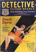 Detective Fiction Weekly (1928-1942 Red Star News) Pulp Vol. 52 #5