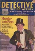 Detective Fiction Weekly (1928-1942 Red Star News) Pulp Vol. 53 #1