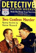 Detective Fiction Weekly (1928-1942 Red Star News) Pulp Vol. 53 #2