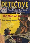 Detective Fiction Weekly (1928-1942 Red Star News) Pulp Vol. 53 #3