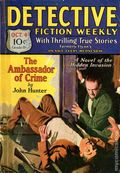 Detective Fiction Weekly (1928-1942 Red Star News) Pulp Vol. 53 #4