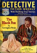 Detective Fiction Weekly (1928-1942 Red Star News) Pulp Vol. 53 #5