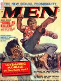 Men Magazine (1952-1982) Zenith Publishing Corp. Vol. 23 #1