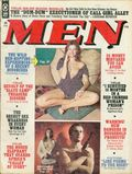 Men Magazine (1952-1982) Zenith Publishing Corp. Vol. 23 #2