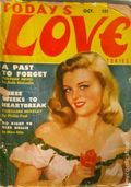 Today's Love Stories (1949-1953 Columbia Publications) Pulp Vol. 14 #3