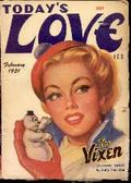 Today's Love Stories (1949-1953 Columbia Publications) Pulp Vol. 14 #5