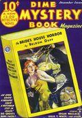 Dime Mystery Magazine (1932-1950 Dime Mystery Book Magazine - Popular) Pulp Vol. 1 #1