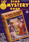 Dime Mystery Magazine (1932-1950 Dime Mystery Book Magazine - Popular) Pulp Vol. 1 #2