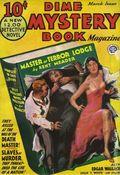Dime Mystery Magazine (1932-1950 Dime Mystery Book Magazine - Popular) Pulp Vol. 1 #4