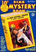 Dime Mystery Magazine (1932-1950 Dime Mystery Book Magazine - Popular) Pulp Vol. 2 #1