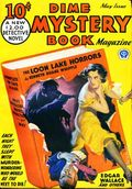 Dime Mystery Magazine (1932-1950 Dime Mystery Book Magazine - Popular) Pulp Vol. 2 #2