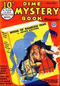 Dime Mystery Magazine (1932-1950 Dime Mystery Book Magazine - Popular) Pulp Vol. 2 #3