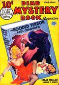Dime Mystery Magazine (1932-1950 Dime Mystery Book Magazine - Popular) Pulp Vol. 2 #4