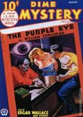 Dime Mystery Magazine (1932-1950 Dime Mystery Book Magazine - Popular) Pulp Vol. 3 #1