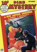 Dime Mystery Magazine (1932-1950 Dime Mystery Book Magazine - Popular) Pulp Vol. 3 #2