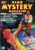 Dime Mystery Magazine (1932-1950 Dime Mystery Book Magazine - Popular) Pulp Vol. 3 #3