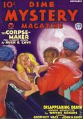 Dime Mystery Magazine (1932-1950 Dime Mystery Book Magazine - Popular) Pulp Vol. 3 #4