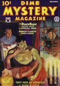 Dime Mystery Magazine (1932-1950 Dime Mystery Book Magazine - Popular) Pulp Vol. 4 #1