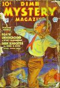 Dime Mystery Magazine (1932-1950 Dime Mystery Book Magazine - Popular) Pulp Vol. 4 #2