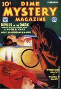Dime Mystery Magazine (1932-1950 Dime Mystery Book Magazine - Popular) Pulp Vol. 4 #3