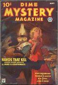 Dime Mystery Magazine (1932-1950 Dime Mystery Book Magazine - Popular) Pulp Vol. 5 #2