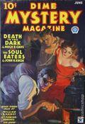 Dime Mystery Magazine (1932-1950 Dime Mystery Book Magazine - Popular) Pulp Vol. 5 #3
