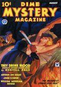 Dime Mystery Magazine (1932-1950 Dime Mystery Book Magazine - Popular) Pulp Vol. 6 #1