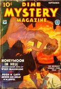 Dime Mystery Magazine (1932-1950 Dime Mystery Book Magazine - Popular) Pulp Vol. 6 #2