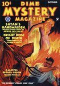 Dime Mystery Magazine (1932-1950 Dime Mystery Book Magazine - Popular) Pulp Vol. 6 #3