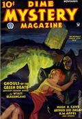 Dime Mystery Magazine (1932-1950 Dime Mystery Book Magazine - Popular) Pulp Vol. 6 #4