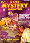 Dime Mystery Magazine (1932-1950 Dime Mystery Book Magazine - Popular) Pulp Vol. 7 #1