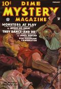 Dime Mystery Magazine (1932-1950 Dime Mystery Book Magazine - Popular) Pulp Vol. 7 #3