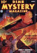 Dime Mystery Magazine (1932-1950 Dime Mystery Book Magazine - Popular) Pulp Vol. 8 #1