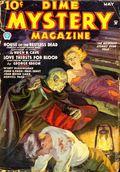 Dime Mystery Magazine (1932-1950 Dime Mystery Book Magazine - Popular) Pulp Vol. 8 #2